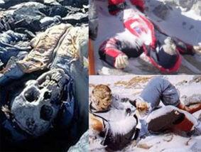 【エベレスト】標高8000mの世界「デスゾーン」での驚くべき常識5選!